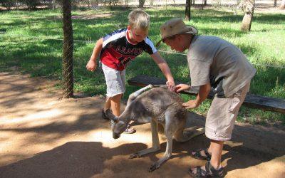 Jordomrejse: Familiehygge og naturlige eventyr Downunder