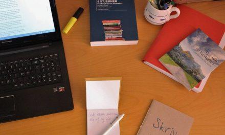 Hvorfor skriver du?