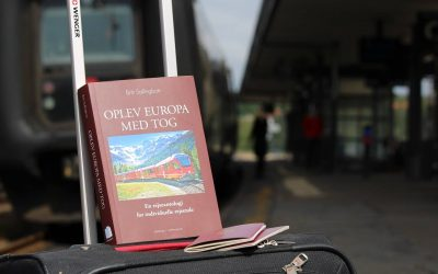 Bliv inspireret til at opleve Europa med tog