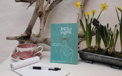 """Ny bog lærer pårørende mantraet: """"Jeg er også vigtig"""""""