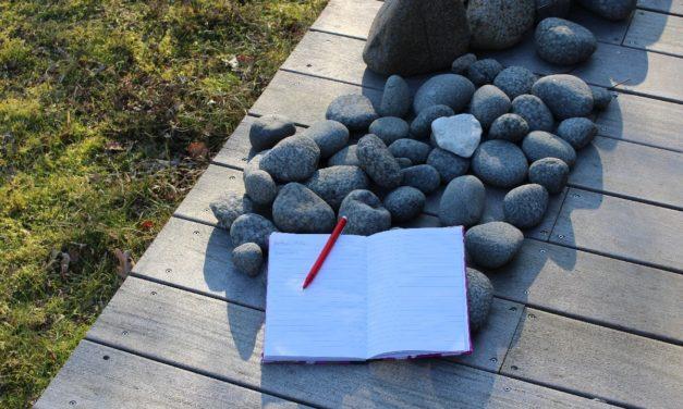 3 skriveøvelser til at gå dig kreativ på din egen Writers Walk